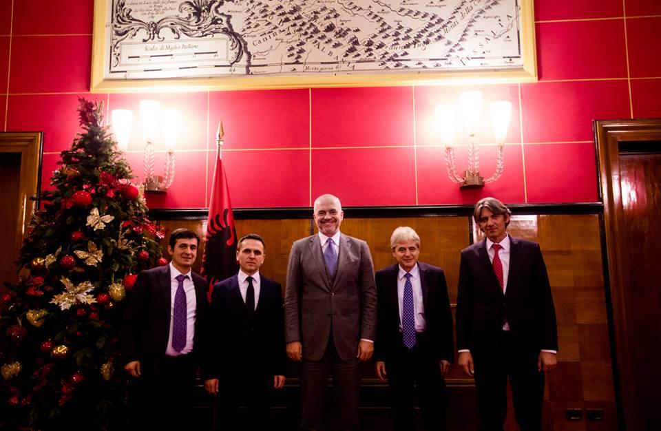 BDI reteron nga deklarata e partive shqiptare  BESA dhe Aleanca insistojnë