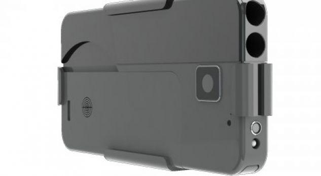 Krijohet arma që duket si celular dhe policia është e brengosur
