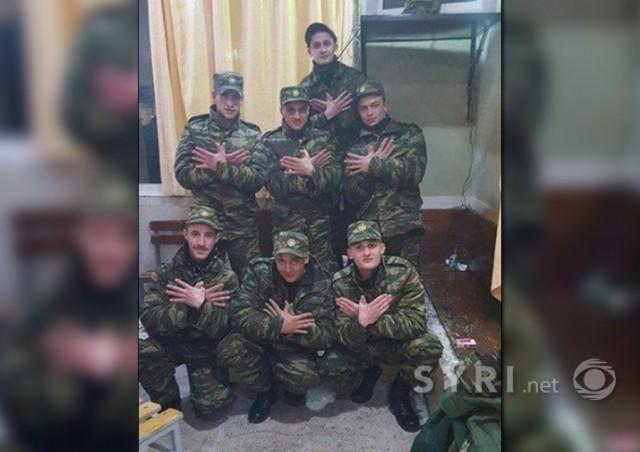 Shqiponja   Ministria greke e Mbrojtjes  Dënim maksimal për 7 ushtarët