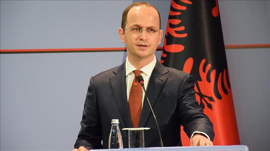 Bushati  Shqiptarët në Maqedoni  faktor përcaktues për stabilitetin