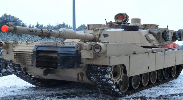 Ushtria amerikane has në telashe për çuarjen e tankeve në kufijtë e Rusisë