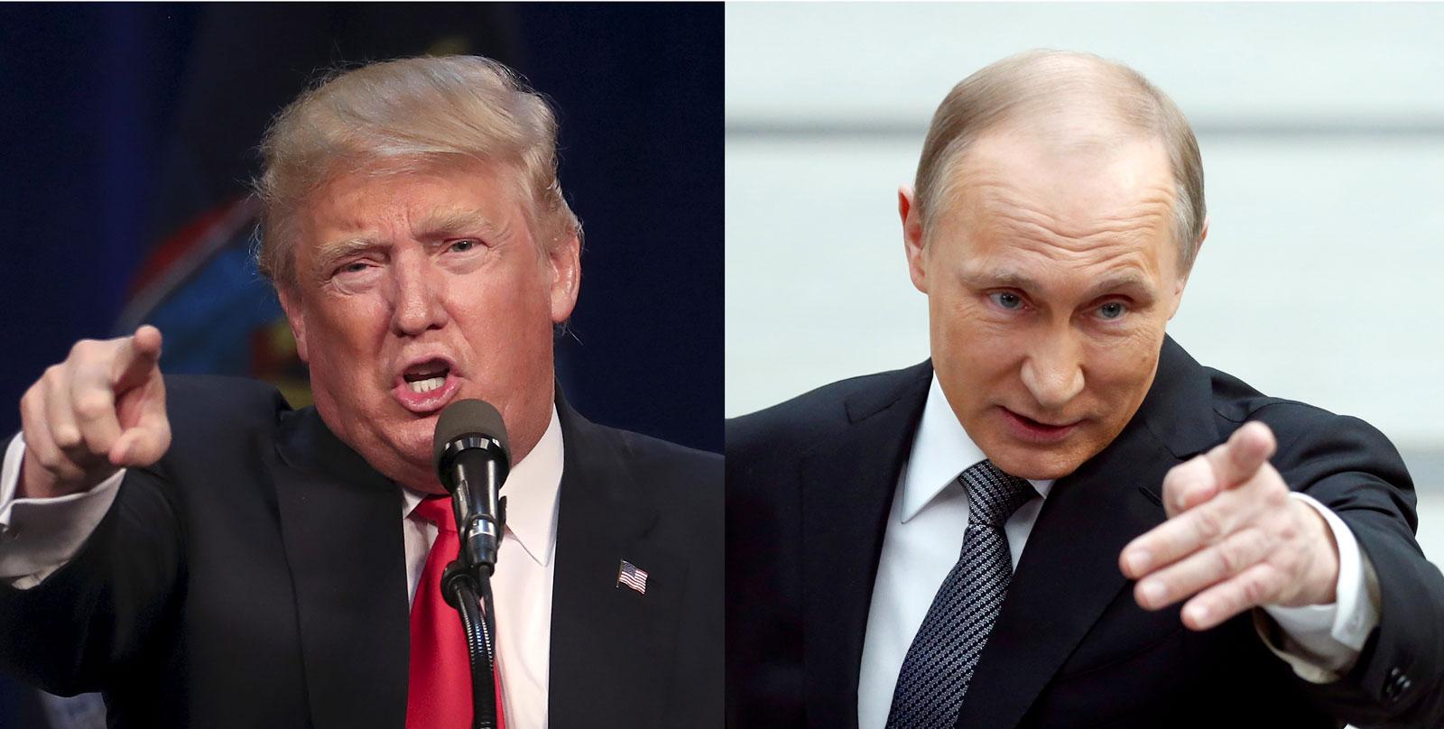 Mediat serbe  Trump dhe Putin ndajnë botën  e nisin me Kosovën