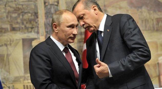 Turqia  Rusia dhe Irani arrijnë marrëveshje për armëpushimin në Siri