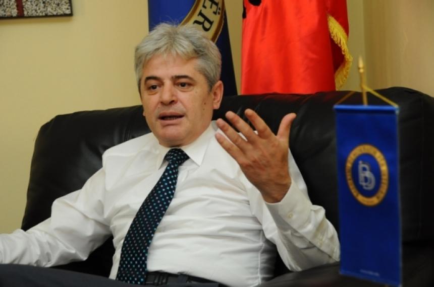 Reagime nga Brukseli  Ahmeti po gënjen  Platforma Shqiptare nuk pengon integrimin në NATO dhe BE