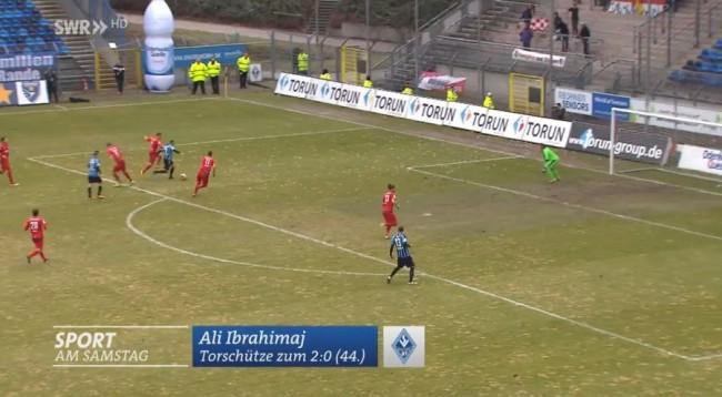 Shqiptari shënon golin e javës në Gjermani  e krahasojnë me golin e Maradonas