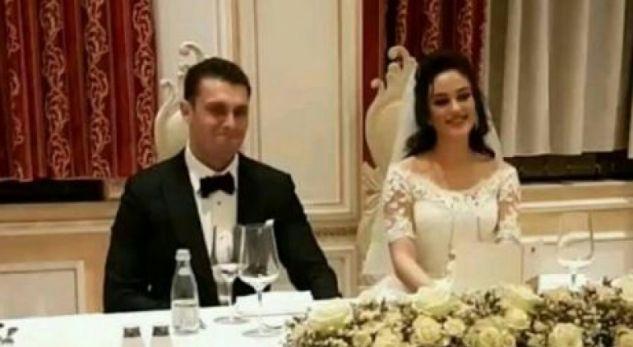 Për këtë arsye këngëtarja e  Daba Daba  u martua kaq shpejt