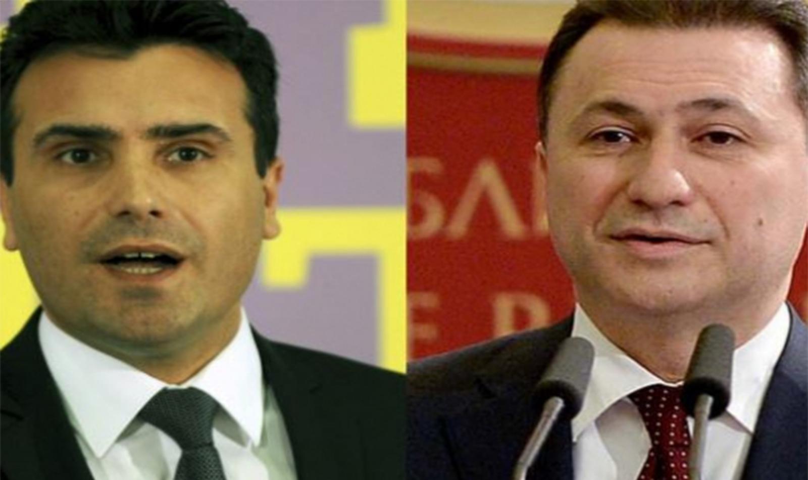 Përplasja VMRO LSDM  zgjedhje apo qeveri të re