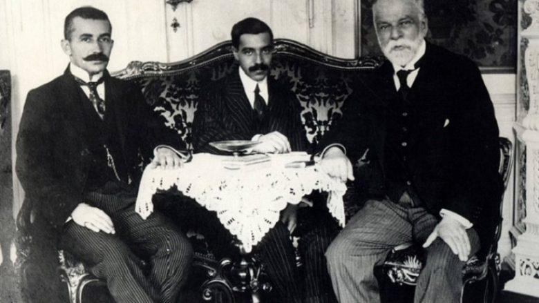 Bisedat interesante të gazetarit francez me Ismail Qemalin në Stamboll  pak javë para Pavarësisë