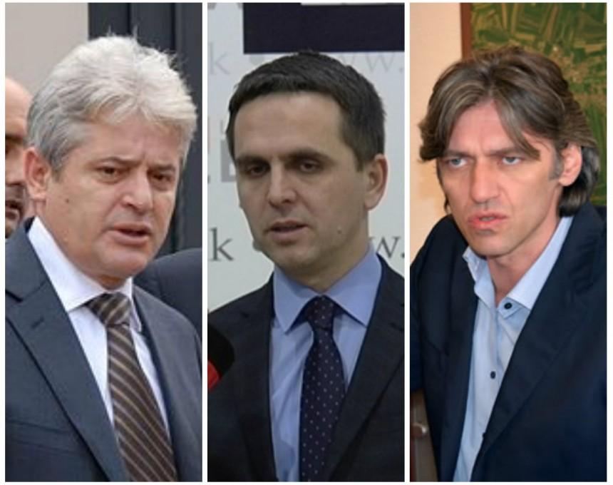 Partitë shqiptare zyrtarizojnë koalicionet