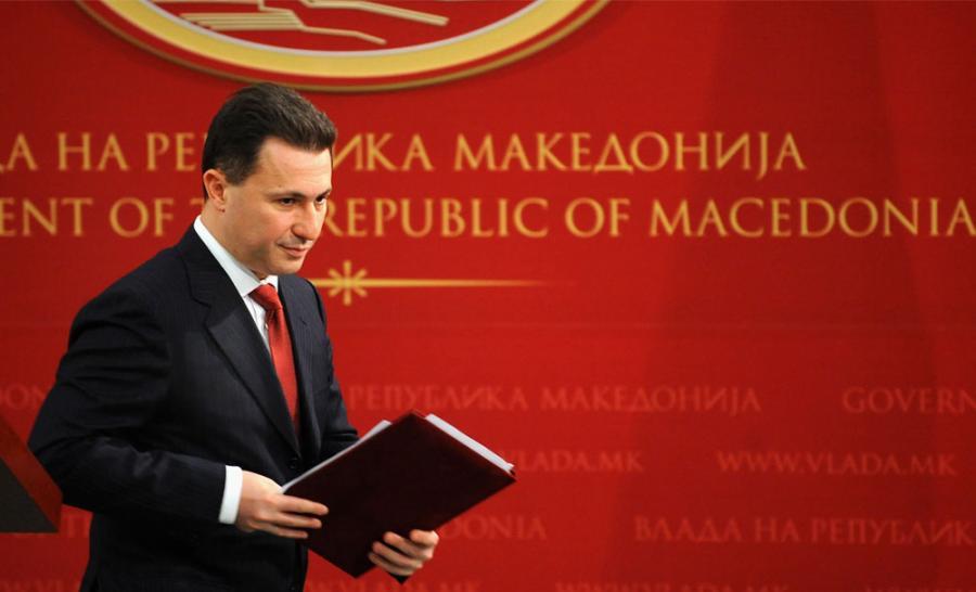 Gruevski  Nuk tërhiqem nga lidershipi  unë jam fituesi