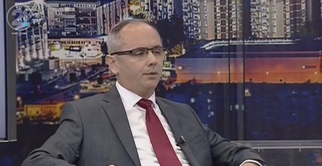 Zejd Rexhepi në Click Plus  BDI ja krijon numrat qeverisë  ndërsa BESA ja krijon stabilitetin