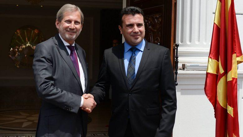 Zaev  Nuk duhet të humbim as një ditë në rrugën euro integruese