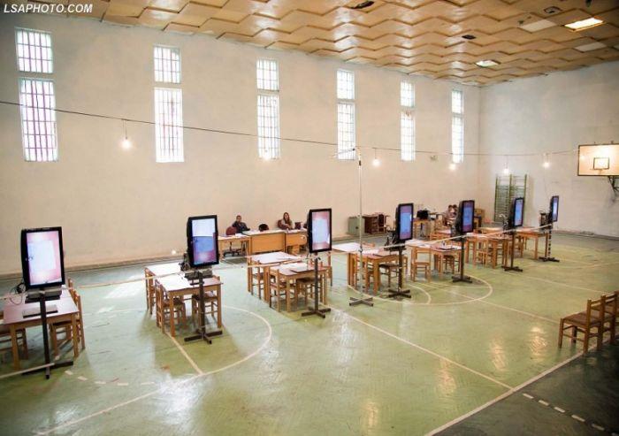Numërohen 63  e votave në të gjithë Shqipërinë  bie PS  vazhdon rritet PD