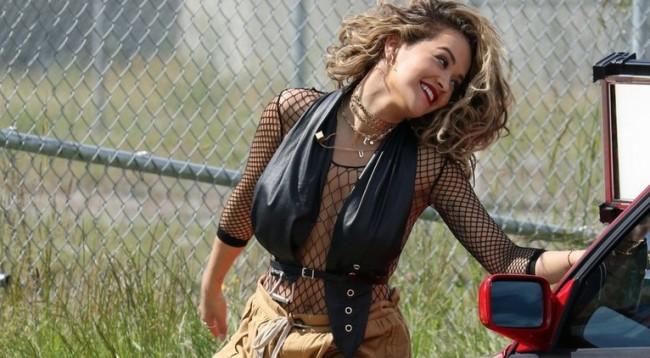 Rita Ora paralajmëron albumin e saj të dytë