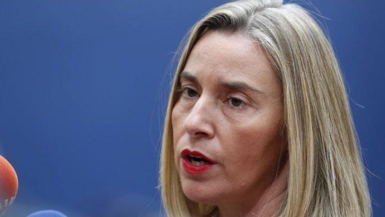 Info Shqip: Mogherini: Qëllimi jonë është të hyjnë në BE të gjitha shtetet e Ballkanit