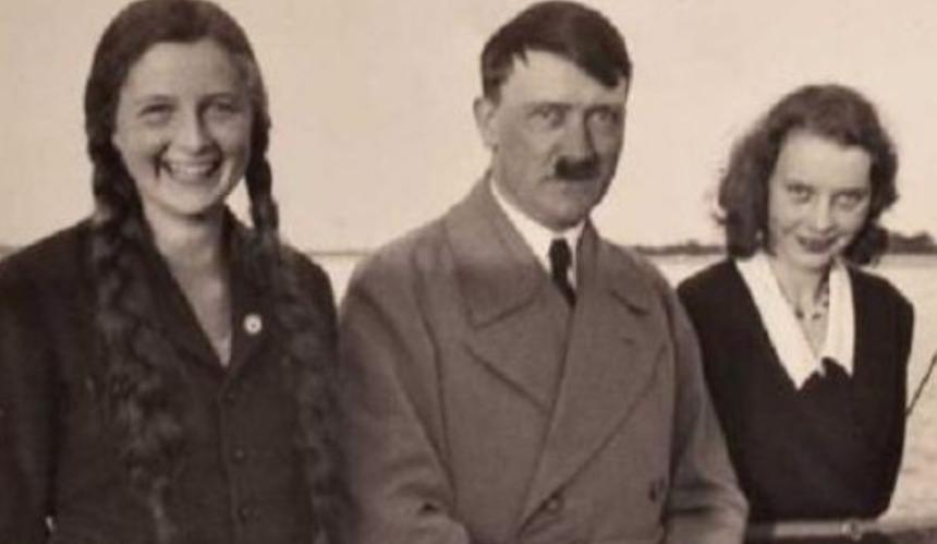 Zbulohen misteret e jetës së Hitlerit  sekreti dhe dashuria për gruan hebre