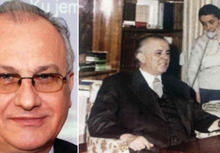 A e vranë Enverin Nexhmija dhe Ramizi  Flet mjeku personal i diktatorit