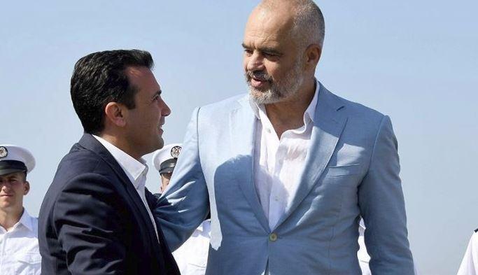 Mbledhja e përbashkët e qeverisë shqiptare dhe maqedonase