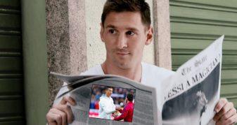 Info Shqip: Ja sa është pasuria e Messit, Ronaldo mbetet futbollisti që përfiton më së shumti