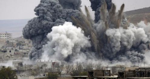 Info Shqip: Nisi lufta? Turqit qëllojnë në drejtim të ushtrisë siriane në Afrin
