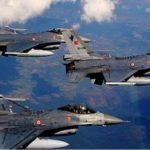 Info Shqip: 4 avionë turq fluturuan mbi Athinë, ja çka ndodhi sot në qiellin grek