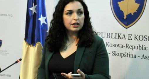 Info Shqip: Osmani tregon pse votoi kundër projektligjit për demarkacionin