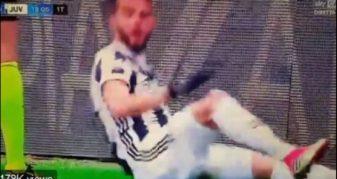 Info Shqip: Gjesti i turpshëm i Pjaniçit në derbin e Torinos (VIDEO)