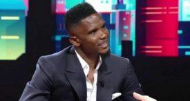 Info Shqip: Eto'o rrëfen: Një djalosh më hipi në veturë dhe i dhashë 4500 euro, me ato para krijoi një biznes të suksesshëm