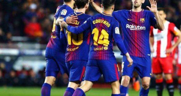 Info Shqip: Barcelona deklason Gironën (VIDEO)