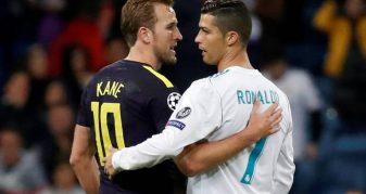 Info Shqip: Ronaldo dëshiron Kane në Madrid, në vend të Benzemas