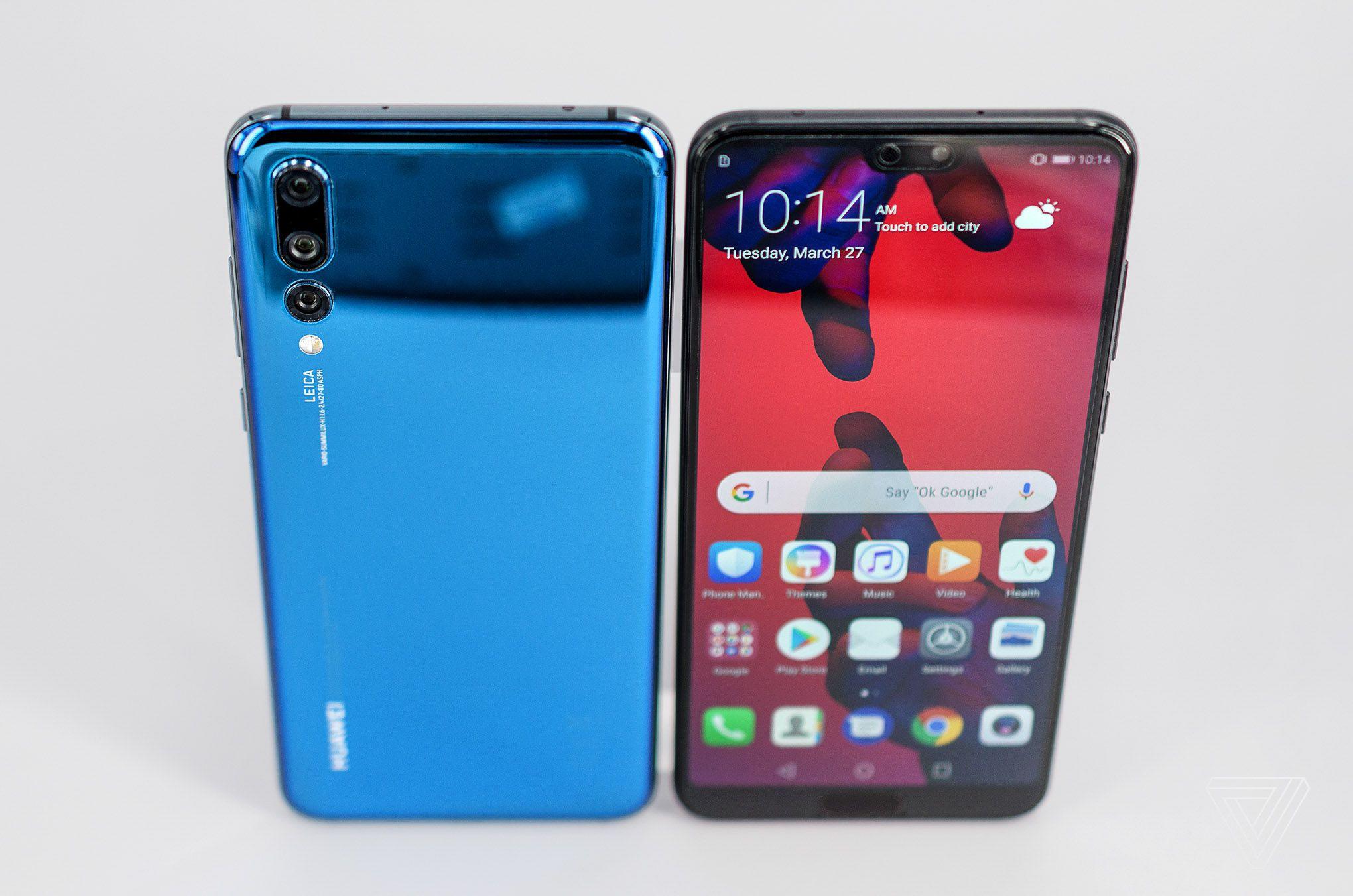 Thirrje FBI dhe CIA  Mos përdorni Huawei
