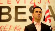 """Info Shqip: Lëvizja Besa e Kasamit: """"Ilindenska Makedonija"""" është emër i papranueshëm për shqiptarët"""