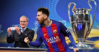"""Info Shqip: """"Çartet"""" Leo Messi, ja kë e dëshiron në çerekfinale të Ligës së Kampionëve"""