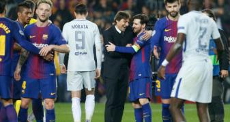 Info Shqip: Nuk përmbahet Conte, shikoni se çfarë thotë për Leo Messin