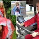 Info Shqip: Ruan lopët dhe lëron tokat, 18-vjeçarja magjeps në konkursin e bukurisë (FOTO)