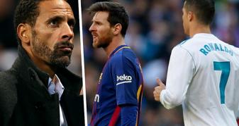 Info Shqip: Rio Ferdinand zbulon dallimin kryesor mes Lionel Messit dhe Cristiano Ronaldos