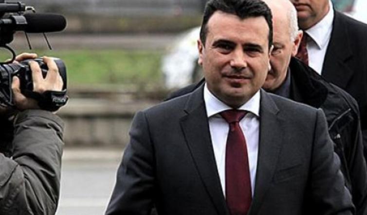Zaev deklarohet pas takimit me liderët  ja cilat janë pikat që nuk i pranon