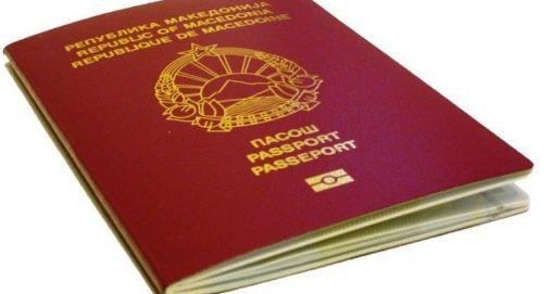 Info Shqip: Nga sot Greqia nisi t'i pranojë pasaportat e Maqedonisë