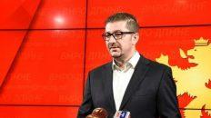 Info Shqip: Mickoski: Të bashkohemi kundër të keqes, e ai është Zoran Zaevi