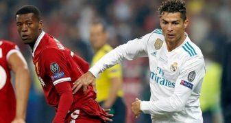 """Info Shqip: Befason Cristiano: """"Ishte bukur të jesh në Real Madrid"""""""