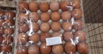 Info Shqip: Në treg shiten vezë ku data e prodhimit shkruan 27 maj (nesër)