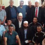 Info Shqip: Hoxhallarët vazhdojnë me misionin fisnik, pajtojnë dy familje shqiptare që ishin në hasmëri