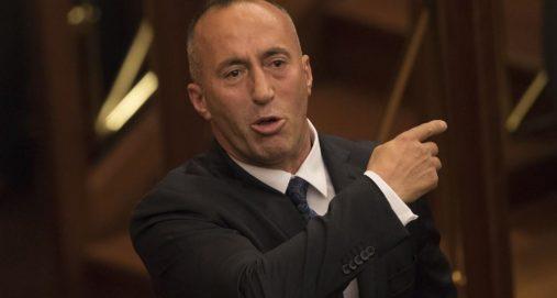 Info Shqip: Haradinaj nervozohet me ministrin e financave: Asnjë ministër s'më kallëzon mu çka me bo