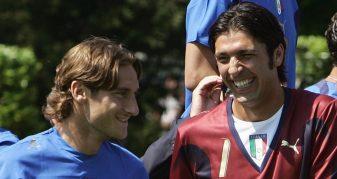 Info Shqip: Totti me letër prekëse për Buffon: E nisëm fëmijë, gradualisht u bëmë kapitenë dhe burra