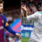 Info Shqip: Ronaldo barazon Barcelonën me tituj të Ligës së Kampionëve