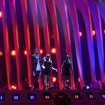 """Info Shqip: Përfundon me sukses performanca e Eugent Bushpepës, kënga """"Mall"""" këndohet në shqip në """"Eurovision 2018"""" (VIDEO)"""