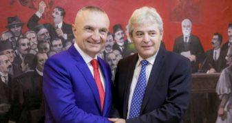 Info Shqip: Meta takon Ahmetin: Mbështesim përpjekjet për një marrëveshje me Greqinë