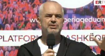 """Info Shqip: Qytetari """"gozhdon"""" Ramën në sy të të gjithëve: Më hoqën nga puna se jam i PD"""