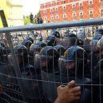 Info Shqip: Shqipëri, protestë kundër qeverisë Rama