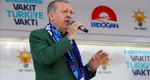 Info Shqip: Erdogan: Tani është koha për unitet